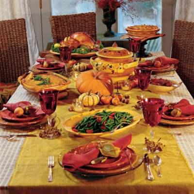 Thanksgiving Dinner Serve Up Turkey Not Pain Pain