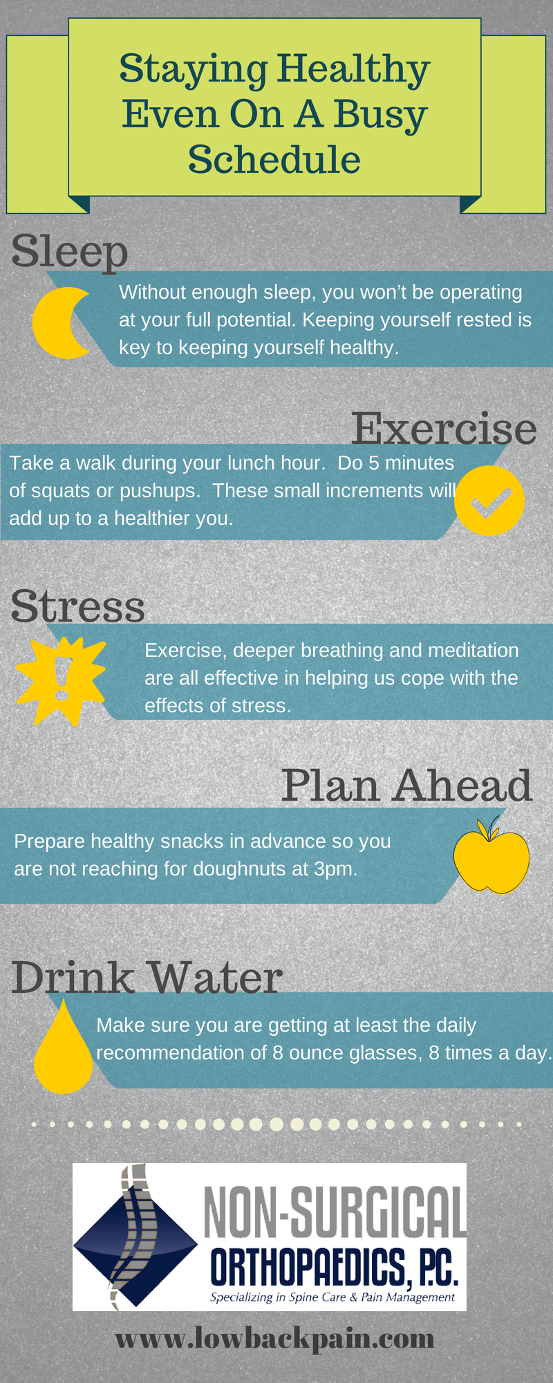 Staying Healthy on Busy Schedule-1