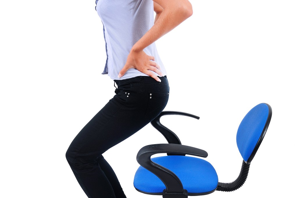 chairs back support and pain