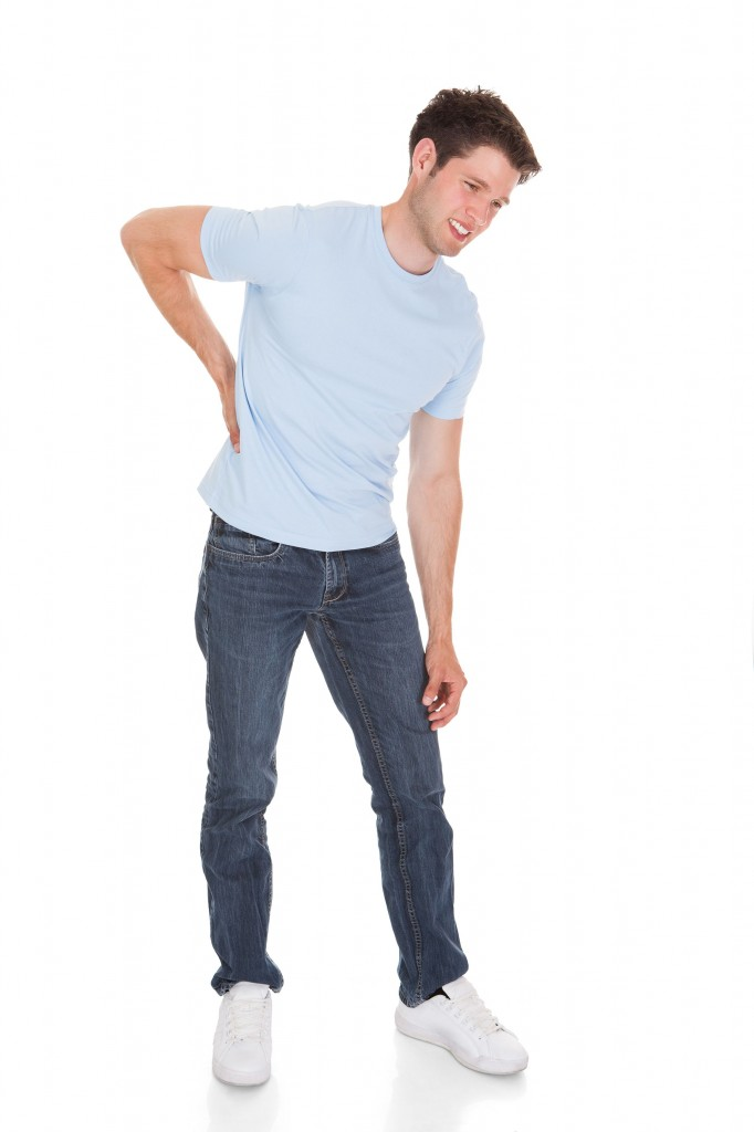 shoes and back pain related